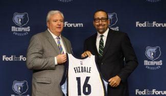 """Fizdale, de asistente en Miami a jefe de Marc en Memphis: """"El objetivo es ganar un título"""""""