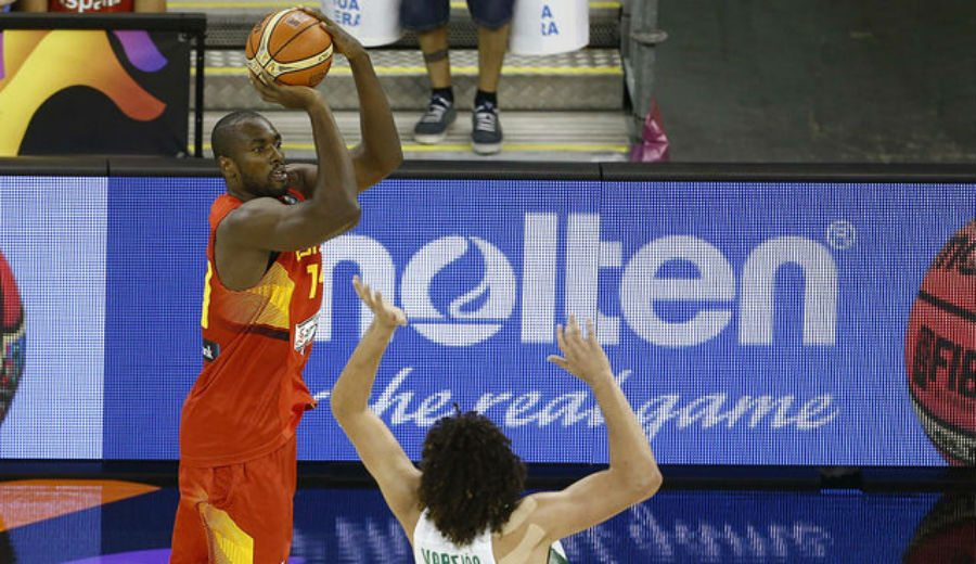 """Serge Ibaka se cae la lista de España para los Juegos de Río al no estar """"al cien por cien"""""""
