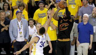 """Irving mete el triple de su vida, a lo Kobe: """"Tenía la mentalidad de la Mamba"""" (Vídeo)"""