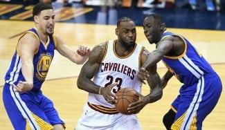 La NBA suspende a Green: críticas a LeBron de Klay Thompson… y de la mujer de Curry