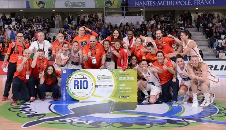 ¡A los Juegos! España gana a Corea y estará en Río. Torrens, Cruz y Lyttle se salen (Vídeo)