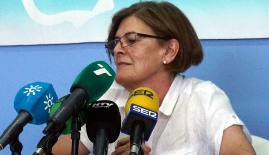 """La presidenta del Conquero sigue encerrada: """"Pido auxilio para la salvación del equipo"""" (Vídeo)"""