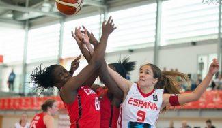 España peleará por ser quinta en el Mundial Sub-17. Aparece el carácter para remontar a Canadá