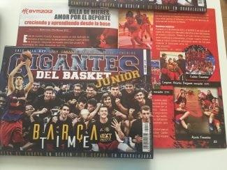Filosofía del baloncesto: Villa de Mieres, creciendo desde la base en Gigantes Junior