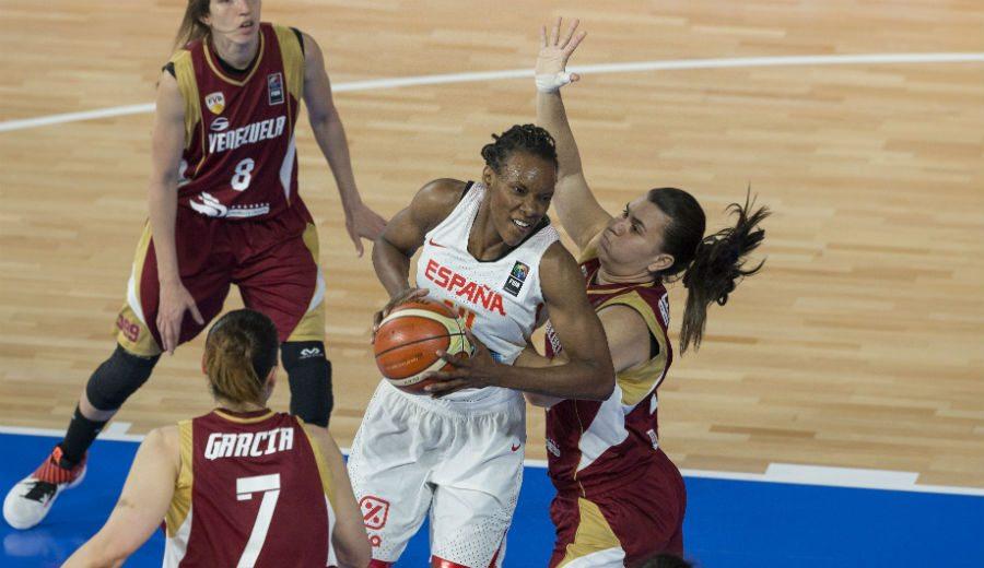 Duro golpe para España: Sancho Lyttle se lesiona en la WNBA no estará en los Juegos