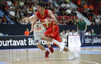 «Estoy preparado para la ACB». Marc García pide paso tras su MVP del Europeo Sub-20