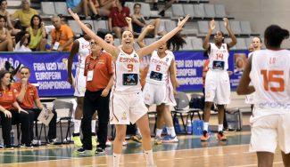 Competidora nata: la increíble historia de Laura Quevedo en la Final del Europeo Sub-20