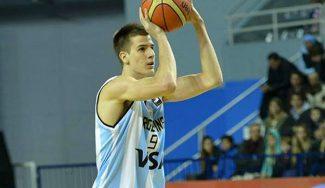 El argentino Brussino, a la NBA: seguido por Baskonia y Valencia, firma 3 años con Dallas