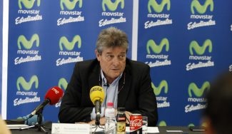 El presidente del Estudiantes, sobre el futuro equipo: Maldonado, Brizuela, Nacho Martín…