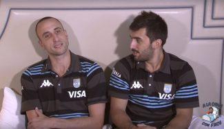 """Ginóbili, entrevistado por Campazzo: """"Cuando me retire me voy a dedicar al tenis"""""""