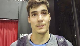 """Juancho, su experiencia y la llegada de Willy a NY: """"La NBA es una liga de oportunidades"""""""