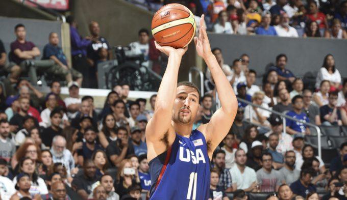Suma y sigue: el USA Team aplasta a China. Durant y Thompson se salen (Vídeos)