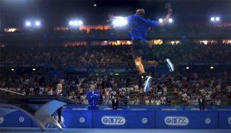 Kobe cambia el basket por el ping pong: mira cómo se sale en un anuncio chino (Vídeo)