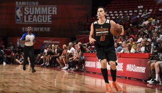 Milagroso Kuric: así está jugando con los Suns en la Liga de Verano NBA (Vídeo)