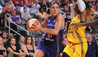Marta Xargay renueva y debuta con las Mercury: esta fue su reaparición en la WNBA (Vídeo)