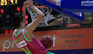El Bilbao ficha al pívot montenegrino Danilo Nikolic. Mírale meter un triple ganador (Vídeo)