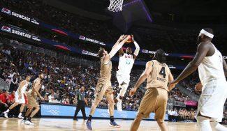"""""""Está jugando el mejor basket de su vida"""". El renacido Paul George brilla con USA (Vídeo)"""