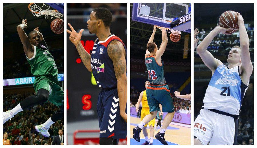 Hay 37 jugadores ACB sujetos al tanteo: hasta el 17 de julio pueden recibir ofertas