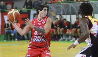 Quilmes confirma la continuidad del argentino Luca Vildoza, pretendido por el Baskonia