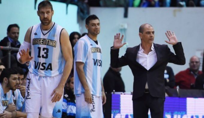 Argentina arrolla a Croacia: homenaje a Ginóbili y taponazo de Nocioni (Vídeos)