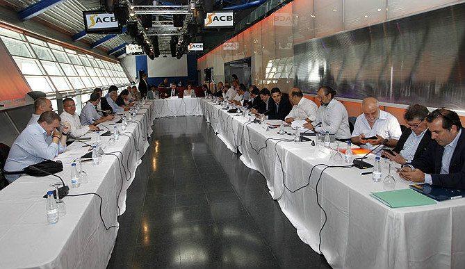 La ACB ratifica al Estudiantes en Asamblea y hablará con Palencia y Melilla para suplir al GBC