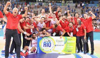 Croacia mantiene a los 12 del Preolímpico: el primer rival de España en Río, con 6 ex ACB