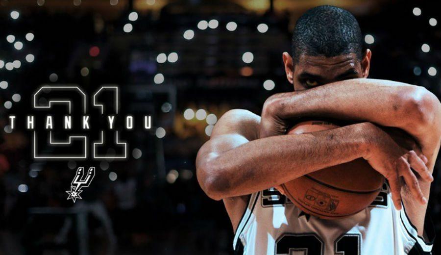 Adiós a una leyenda: Tim Duncan se retira tras 19 temporadas y 5 anillos de la NBA (Vídeo)