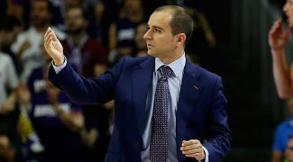 """Aíto alaba a Carles Duran, nuevo técnico del Bilbao Basket: """"Entregado 24 horas al basket"""""""