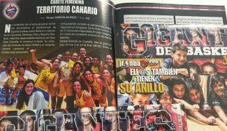 El dominio del Spar Gran Canaria en los Campeonatos Endesa, en Gigantes Junior. ¡No te lo pierdas!
