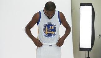 ¿Odiado? La camiseta de Durant de Warriors arrasa en ventas… ¡hasta en Oklahoma!