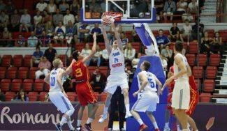 Finlandia sorprende a España en el Europeo Sub-20. Exhibición y canasta ganadora de Markannen