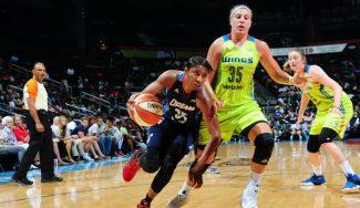 Histórico: Angel McCoughtry firma el segundo triple-doble del curso en la WNBA (Vídeo)