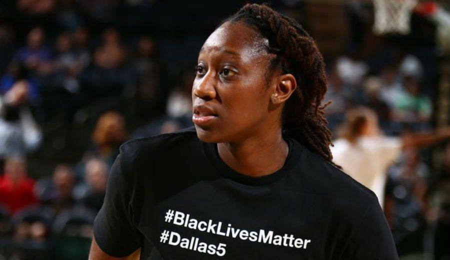 Polémica WNBA: 3 equipos y sus jugadoras, multados por llevar camisetas reivindicativas