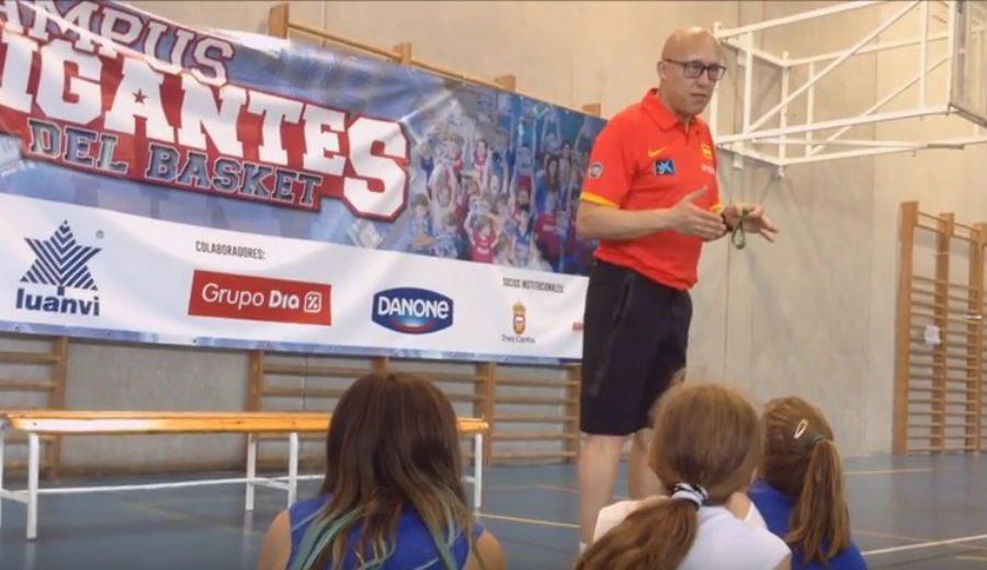 ¿Quieres conocer los secretos de la Selección? Los cuenta Nacho Coque en el Campus Gigantes (Vídeo)