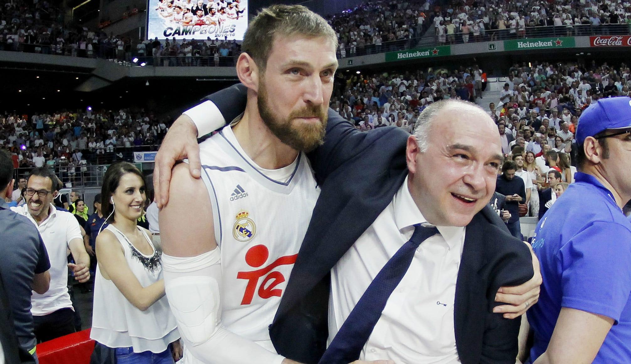 Lo confirma su representante: Andrés Nocioni seguirá una temporada más en el Real Madrid
