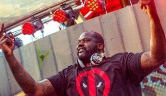 Fiestero: Shaquille O'Neal se convierte en DJ Diesel en el festival Tomorrowland (Vídeo)