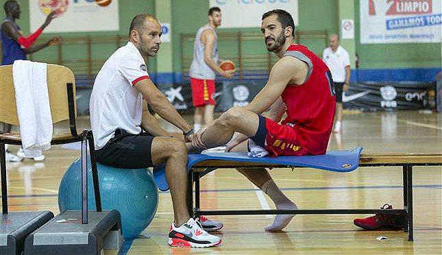 Pau Ribas deja la concentración de España y se recuperará del pie derecho en Barcelona