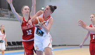 Laura Quevedo endulza el debut: la Sub-20 comienza con triunfo el Europeo ante Polonia