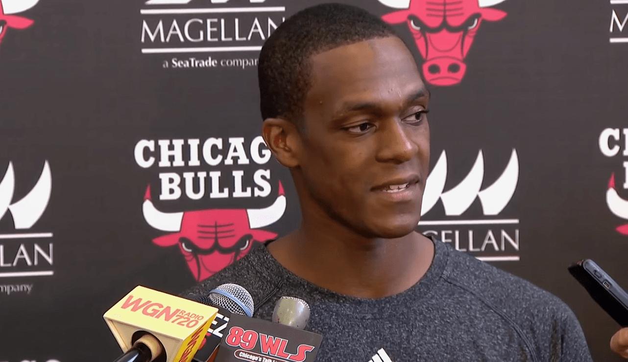 """Rondo, sobre su fichaje y el de Wade por los Chicago Bulls: «Es el equipo de Butler"""""""