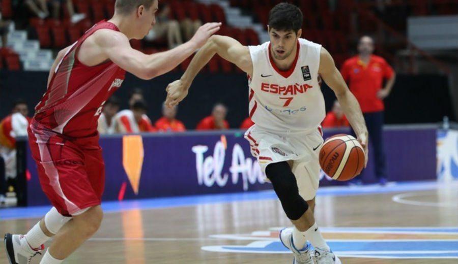 España se juega el pase a semifinales ante Letonia en el Europeo Sub-20 Masculino (Streaming)