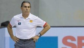 """España gana a Angola y Scariolo apunta qué mejorar: """"Nos ha faltado acierto ante el aro"""""""