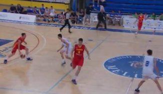España Sub-15 comienza el Torneo de la Amistad. Primer partido ante Grecia en directo (Streaming)