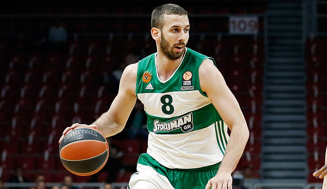 ¿Valencia o Baskonia? En Grecia aseguran que el alero Vladimir Jankovic jugará en España