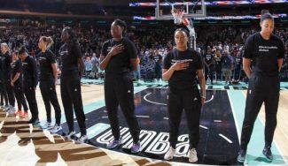 La WNBA da marcha atrás y anula las multas por las camisetas reivindicativas