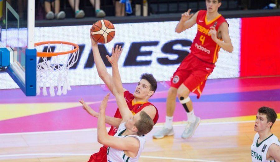 Lituania saca el rodillo para dejar a España sin medalla a base de triples. La Sub-17 finaliza cuarta
