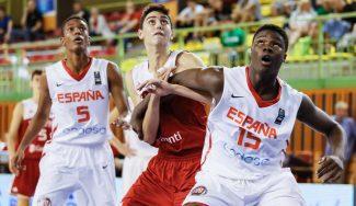 ¡A la final! España gana con sufrimiento a Turquía y jugará la final del Europeo Sub-16