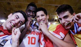 España completa su verano de oro: cuatro títulos y una plata en categorías inferiores