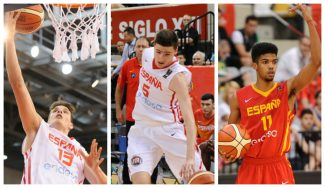 Sergi Martínez, Miguel González y Acoydan McCarthy, invitados al Basketball Without Borders de la NBA