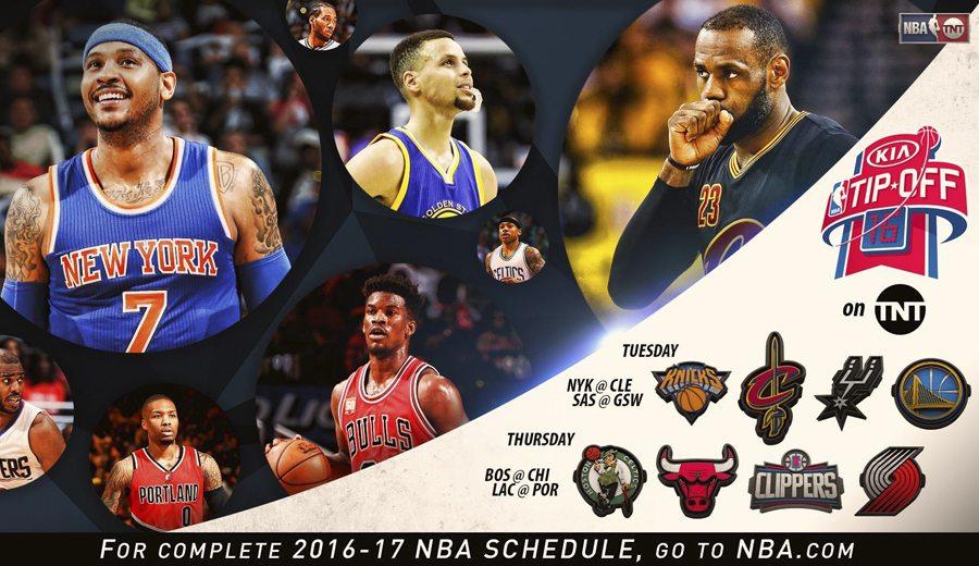 ¿Cuándo debutan los españoles? Warriors-Cavs, en Navidad. Lo mejor del calendario NBA, aquí