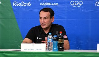 Coach K, tras sufrir ante Serbia: «¿Si podemos jugar mejor? Eso espero»